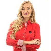 Camisa Feminina Vermelha